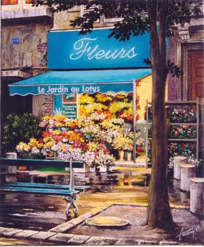 Бизнес Идеи.Магазин цветов